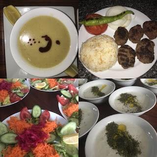 ikbal kır bahçesi foça izmir iftar