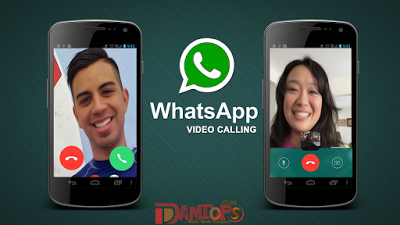 Whatsapp face to face video chat