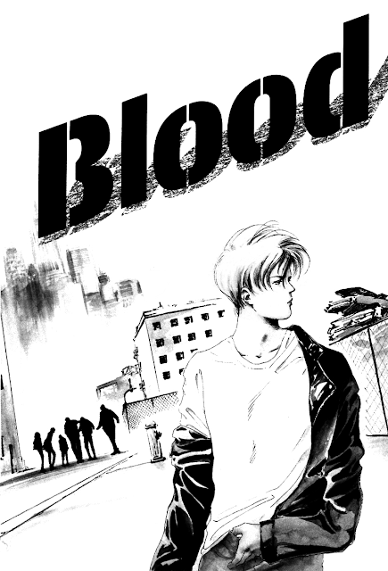 Blood – Tamaki Yura ()