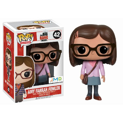 JMD Retail Exclusive Amy Farrah Fowler The Big Bang Theory Pop! Vinyl Figure by Funko