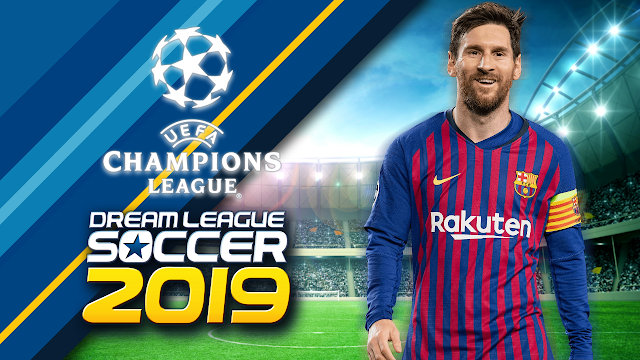 Dream League Soccer 2019 MOD Uefa Champions League Edition For Android