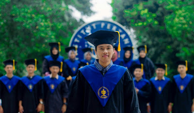 Finally! Wisuda Batch VI IPB 2017