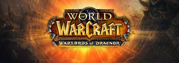 ЗБТ World of Warcraft Warlords of Draenor