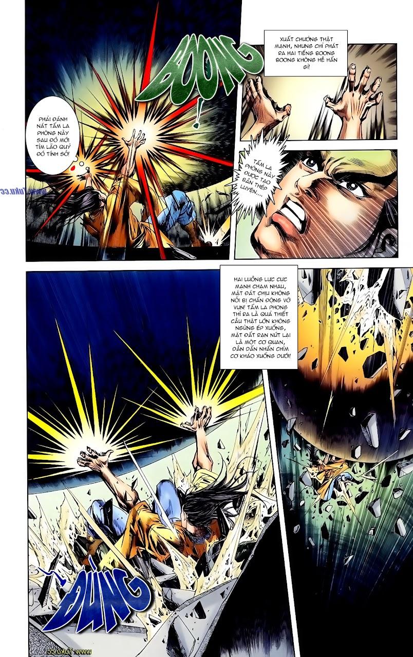Cơ Phát Khai Chu Bản chapter 112 trang 29
