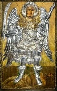 Mihály arkangyal ikonja könnyezni kezdett Rhodoszban