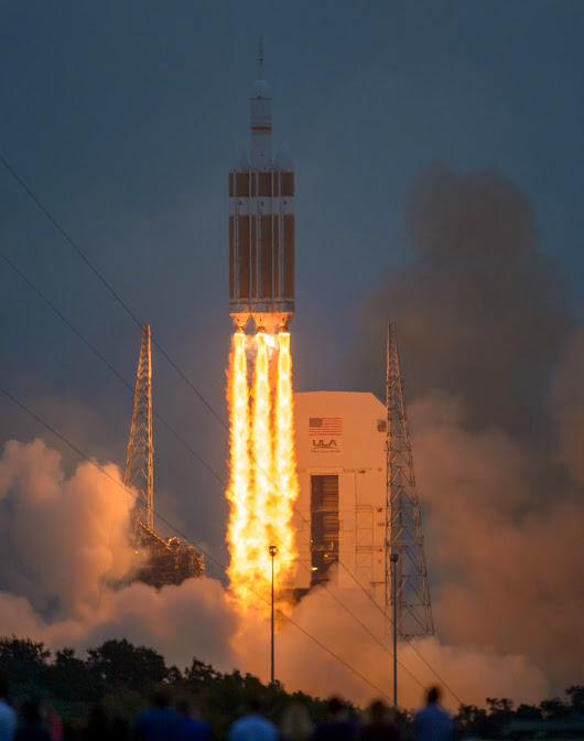 NASA Sucsessfuly Tests The Orion Spacecraft- But It's Not Going To Mars