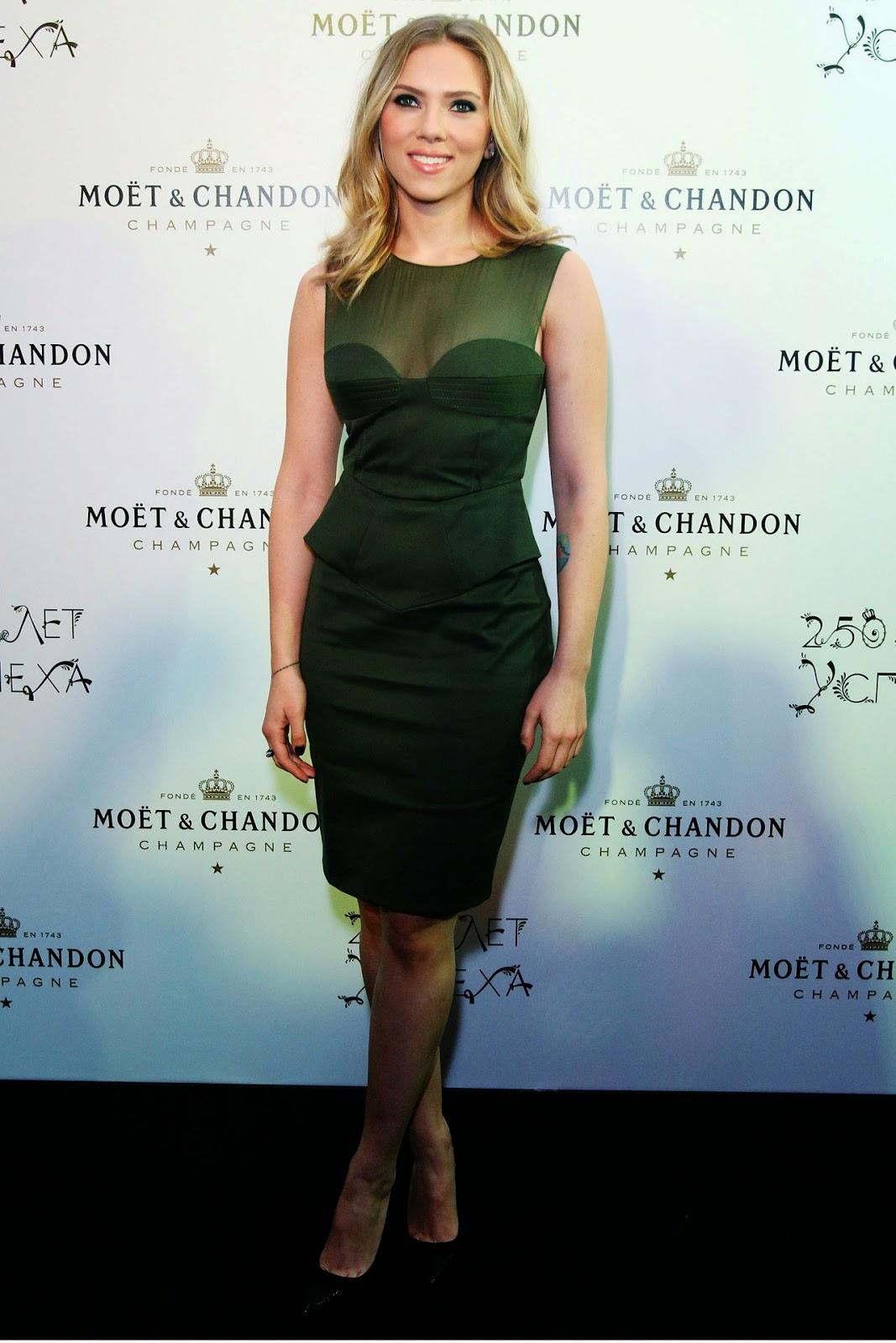 Scarlett Johansson Y Sus Mejores Vestidos De Fiesta 101