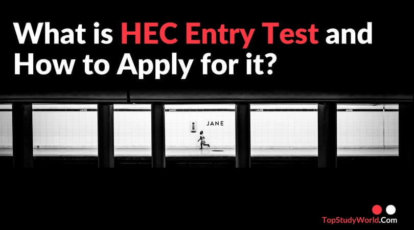 915776880e8 What is HEC Entry Test and How to Apply for it (Complete Guide ...