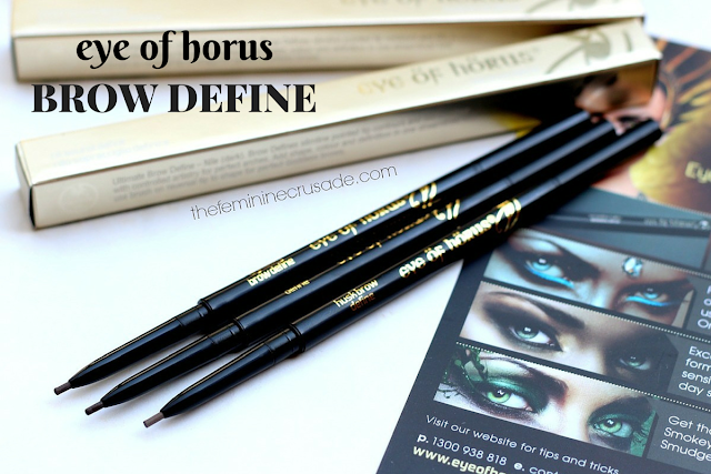 Eye Of Horus Brow Define