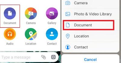 Cara Mengirim Gambar Resolusi Tinggi Melalui WhatsApp di Android dan iOS