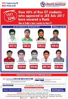 rao iit Academy delhi mumabi