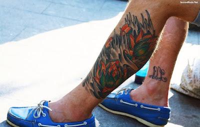 Tatuajes para hombres en las piernas