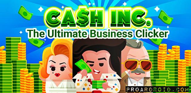تحميل لعبة cash inc مهكرة