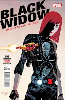 Black Widow 6 cover