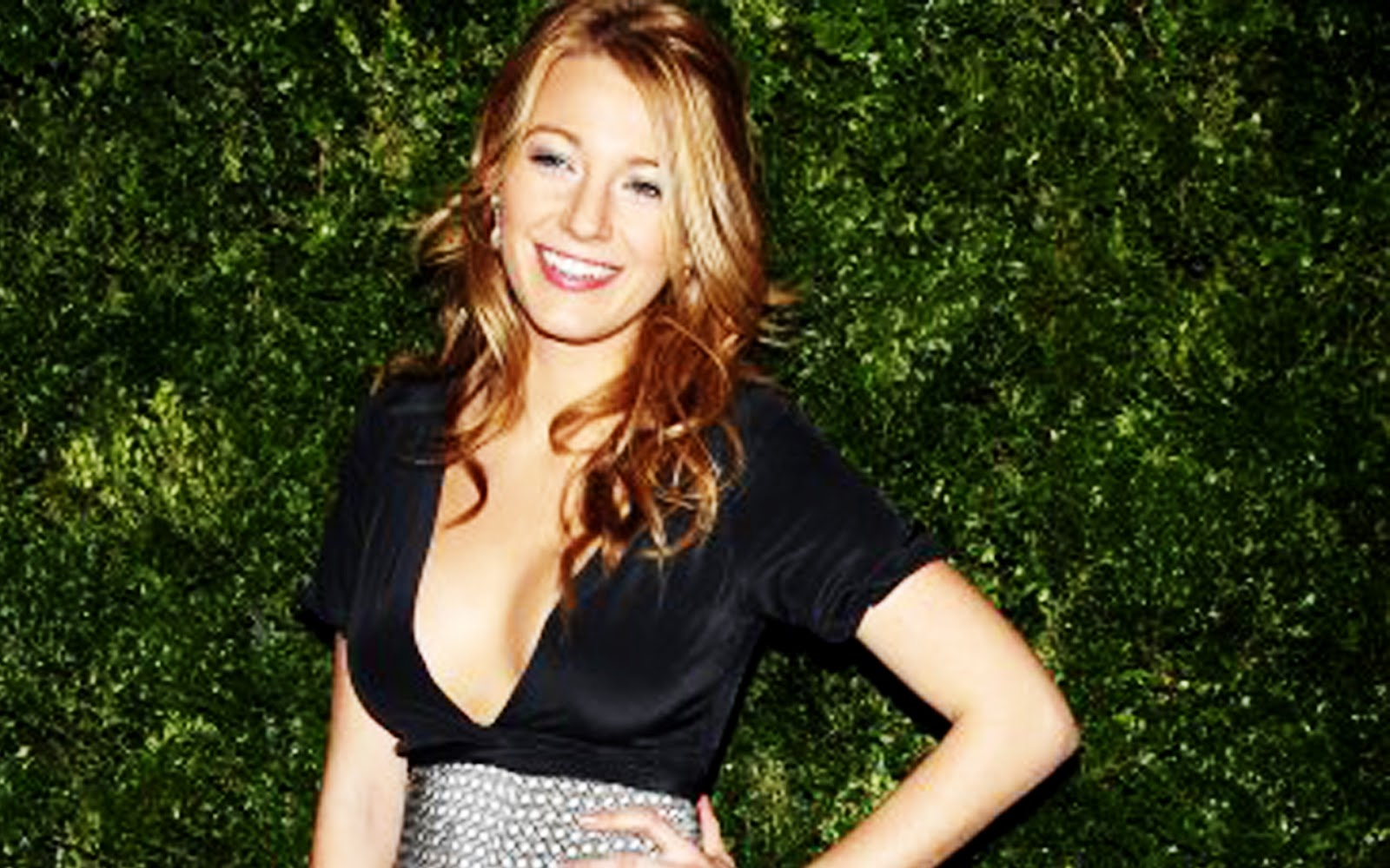 Blake Lively Hot Wallpapers | Blake Lively Wallpapers