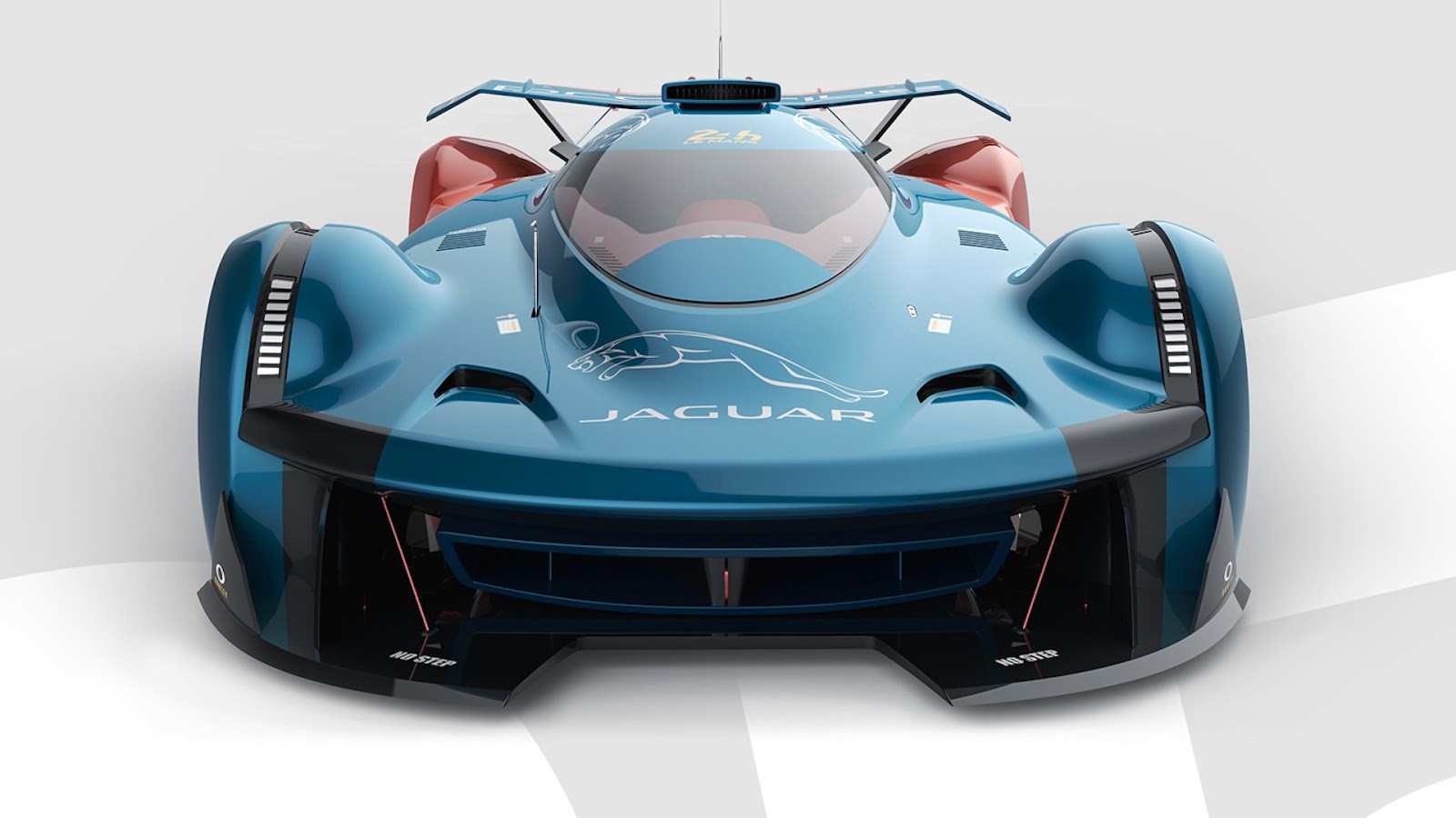 this study will make you want a jaguar le mans prototype carscoops. Black Bedroom Furniture Sets. Home Design Ideas