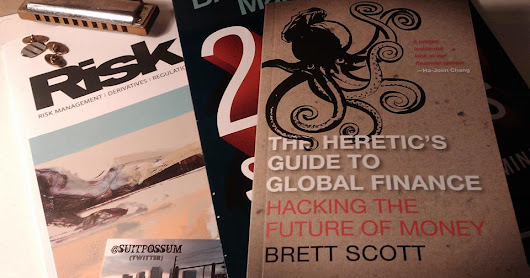 So you want to be a DIY gonzo financial activist? The Heretic's Guide has arrived!