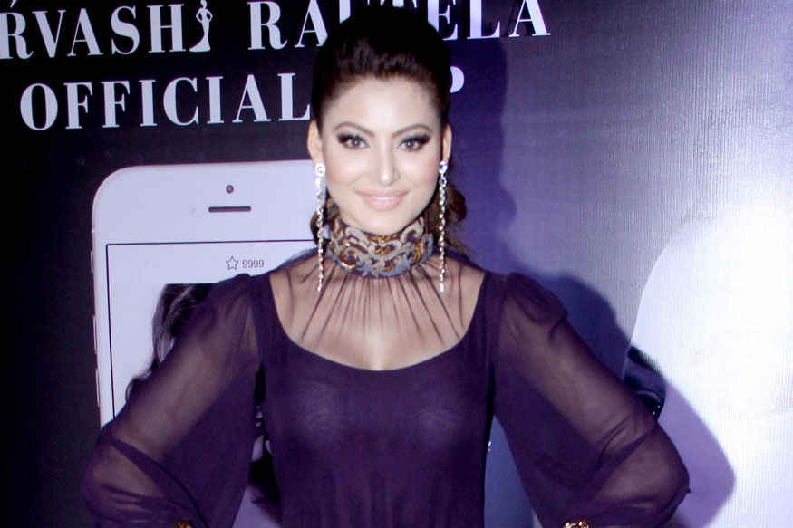 Urvashi Rautela Launches her Own App