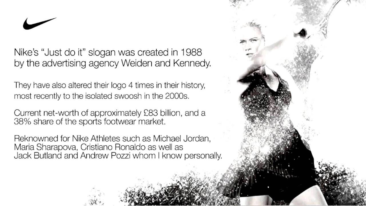 Depresión asistente béisbol  Wieden+Kennedy - Nike Marketing Agency - Marketing Choices