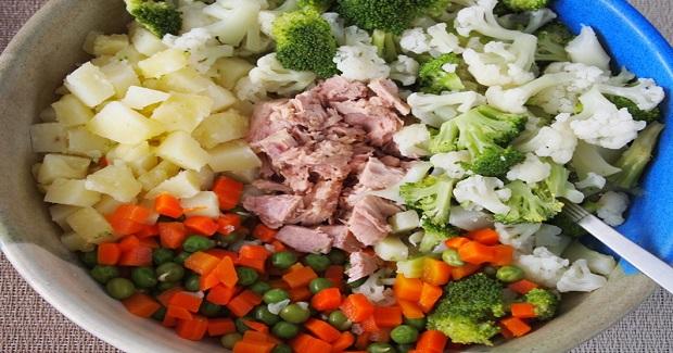 Light Tuna Salad Recipe