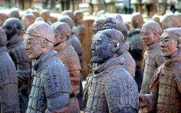 أسطورة جيش التيراكوتا الصيني