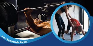 Aşırı Egzersizde Zararlı