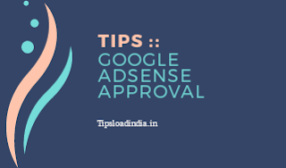 Google AdSense account registration, Google AdSense account approval