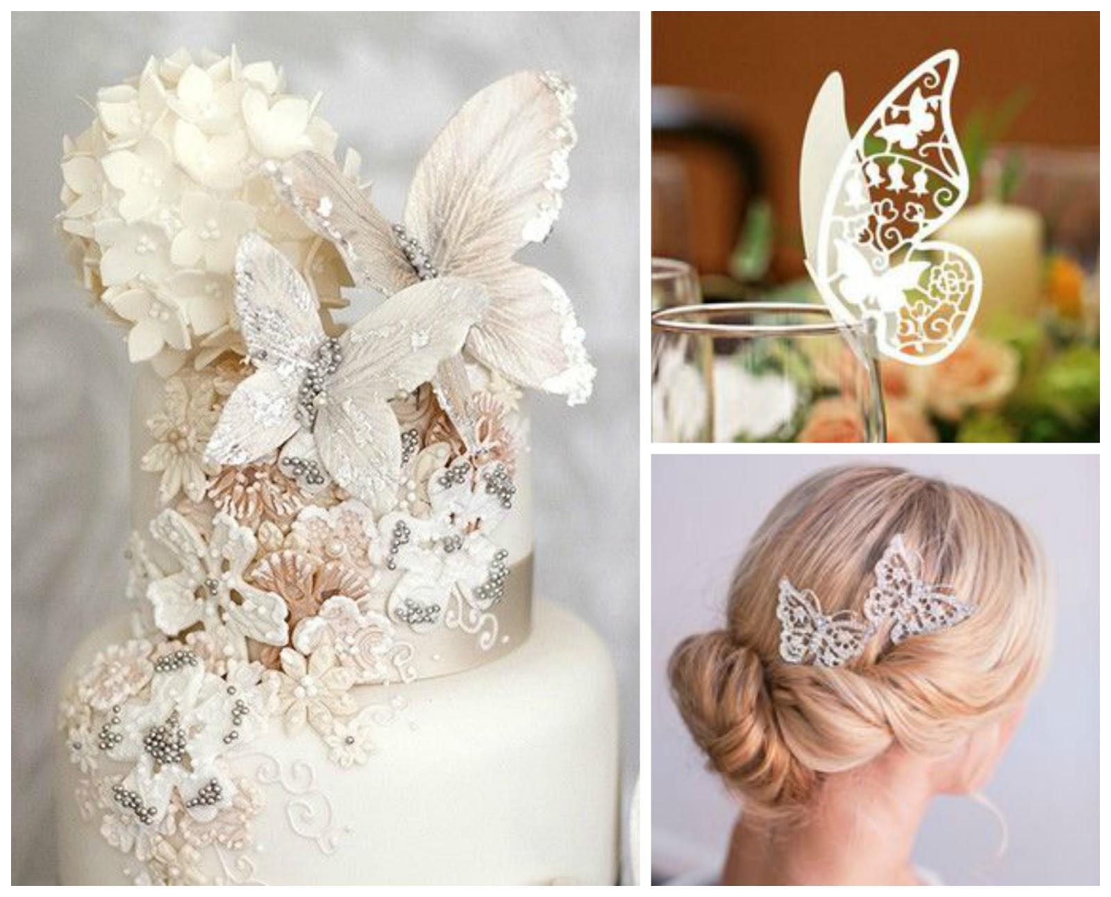 Matrimonio Tema Tatuaggi : Matrimonio ecologico tutto per il a tema farfalle