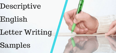 Descriptive english letter writing samples bank exams today later on it was introduced in some insurance related exams like niacl aocently ibps po also introduced descriptive writing spiritdancerdesigns Choice Image