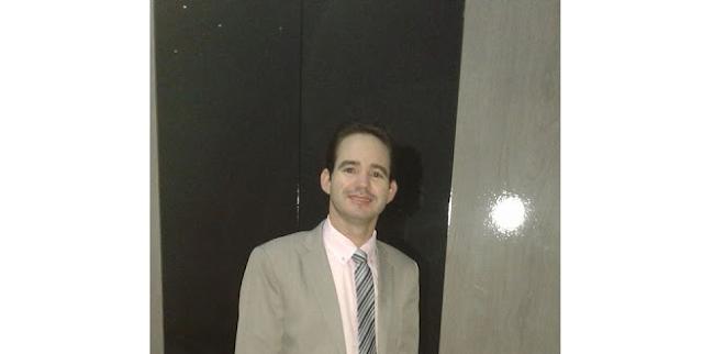 Professor Ademilson Correia  de Olho D'Água do Casado defende dissertação de mestrado em Maceió