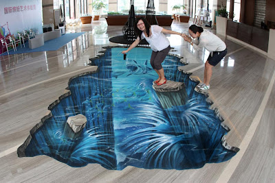 Creative and Cool 3D Street Art (10) 8