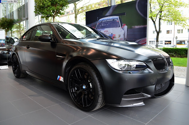 BMW M3 (E92) DTM Bruno Spengler Champion Edition