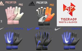 Mini GlovePack | PES2017 | PES2018 | PES2019 | By Tisera