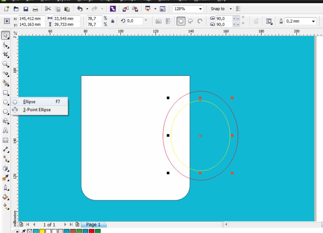 Cara Membuat Flat Desain Cangkir dengan CorelDRAW ...