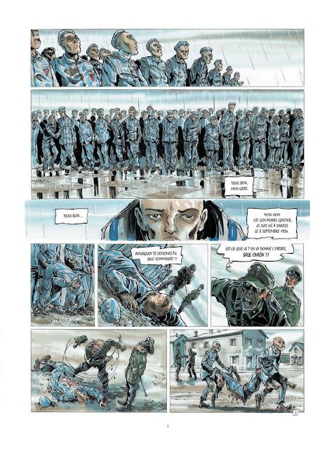 Ma Guerre - De la rochelle à Dachau Rue de Sèvres Page 5
