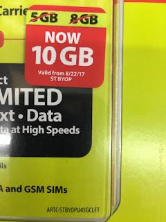 Straight Talk 10 GB