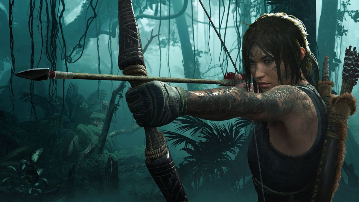 Tomb Raider Spain Wallpaper Tomb Raider Lara Croft