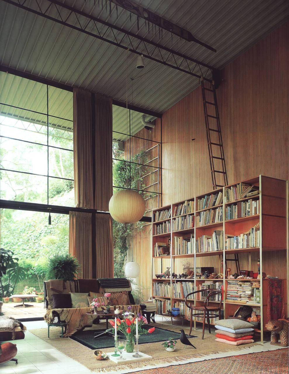 essential store eames house. Black Bedroom Furniture Sets. Home Design Ideas