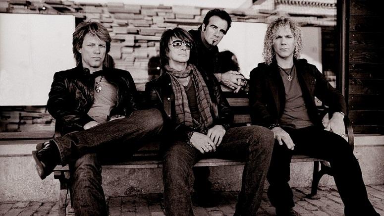 Daftar Album dan Judul Lagu Bon Jovi