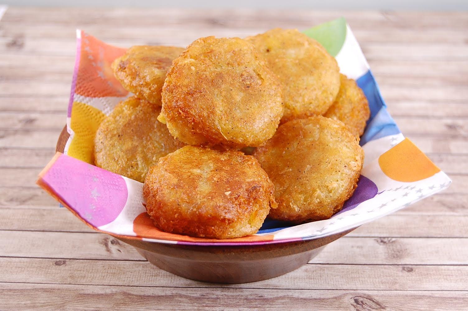 Rezept Vegane Kartoffeln Frikadelle
