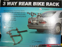 1 Alaga YT85642-3 3 Way Rear Bike Rack