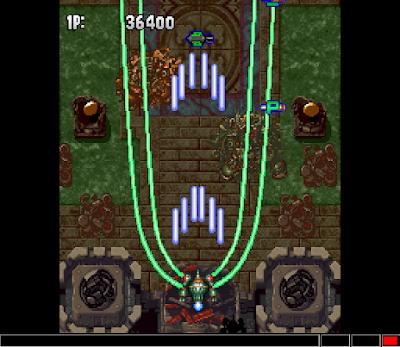 【SS】武裝飛鳥(Gunbird),可愛畫風經典飛行射擊遊戲!