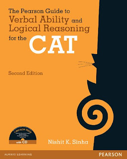 The Pearson Guide to Verbal Ability and Logical Reasoning for the CAT - 2nd Edition pdf free download