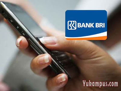 cara mendaftar sms banking bri