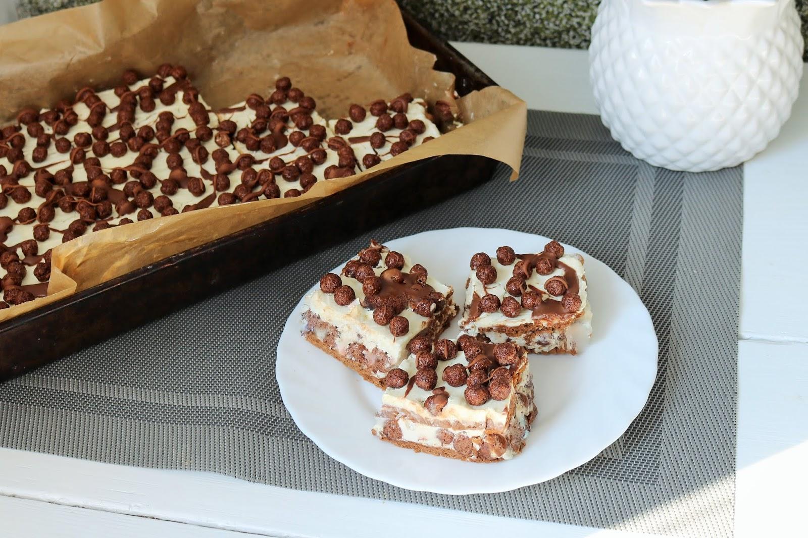 ciasto na herbatnikach