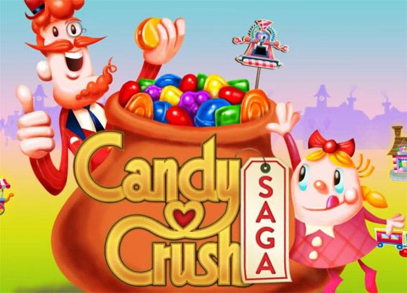 candy crush saga, immagine del gioco