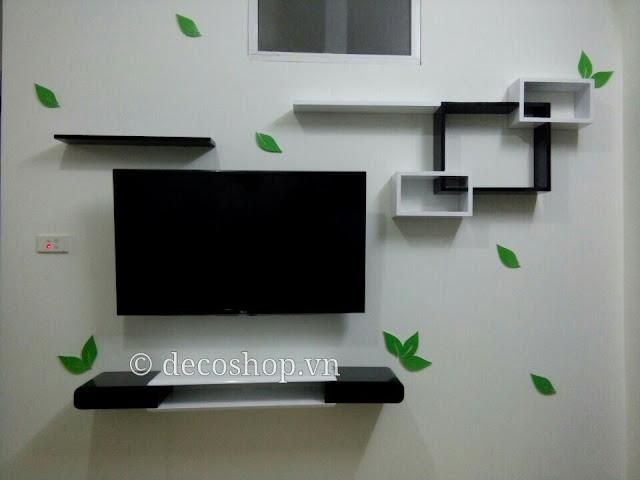 Kệ TV treo tường Deco TV69