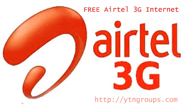 Free Airtel 3G Internet with Droid VPN