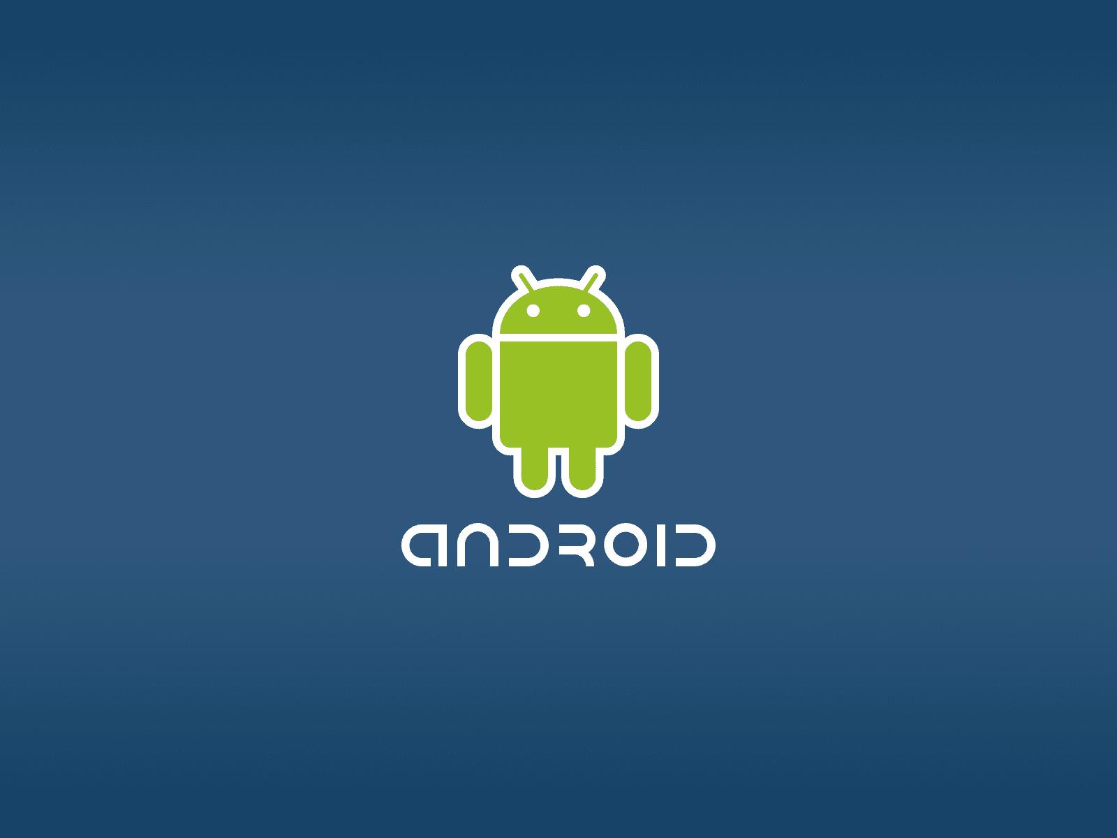 Blue Wallpaper For Android  Gambar Joss