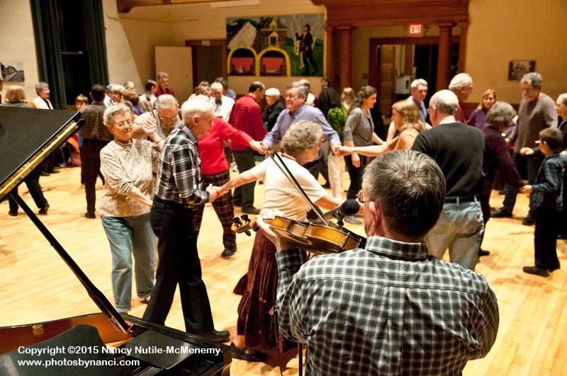 Country Dancing In Hartland #HartlandVT #VT